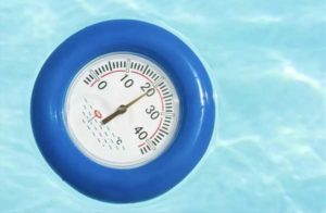 poolwasser-temperatur
