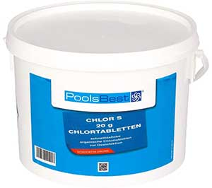 POOLSBEST-3kg-Chlortabs-S-test